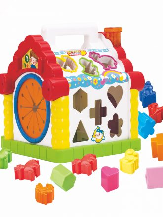 Activity House Shape Sorter