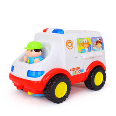 Bump & Go Ambulance Emergency Rescue Vehicle 3