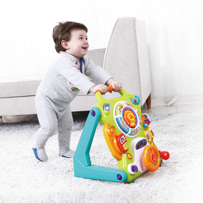 Convertible Baby Activity Table Walker6