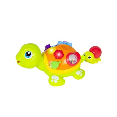 Hola Interactive Adult and Child Turtle 2