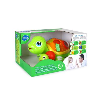 Hola Interactive Adult and Child Turtle 7